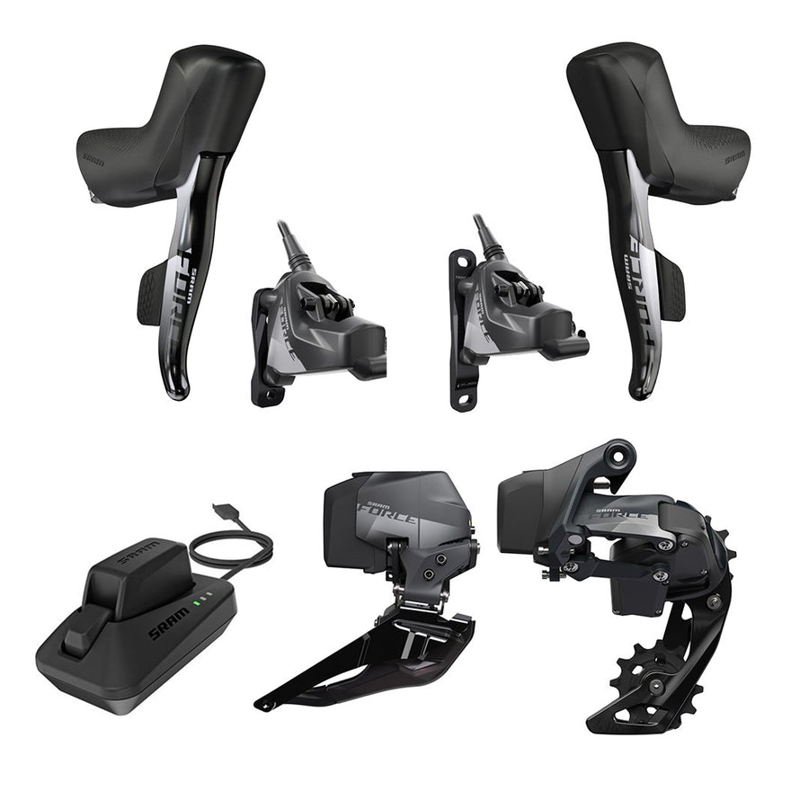 SRAM Force AXS HRD Road Kit (Disc Brake 2x12) - CCACHE