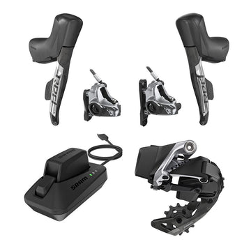 SRAM Red AXS HRD 1x Kit (Disc Brake 1x12) - CCACHE