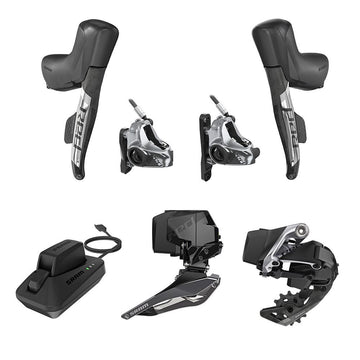 SRAM Red AXS HRD Road Kit (Disc Brake 2x12) - CCACHE