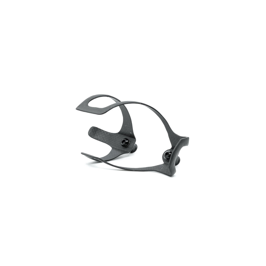 Tune Linkstrager Carbon Bottle Cage (Left Sideloader) - CCACHE