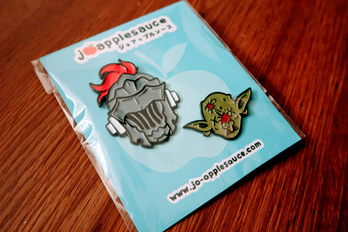 Goblin Slayer Enamel Pins