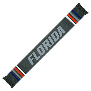 Top of the World Florida Gators Official NCAA Scarf Upland Knit 459721