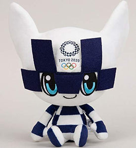 Tokyo 2020 Olympics Mascot Plush Toy Official Goods (M) Mightightowa