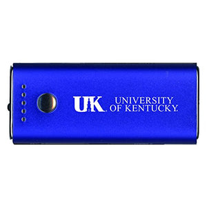 University of Kentucky -Portable Cell Phone 5200 mAh Power Bank Charger -Blue