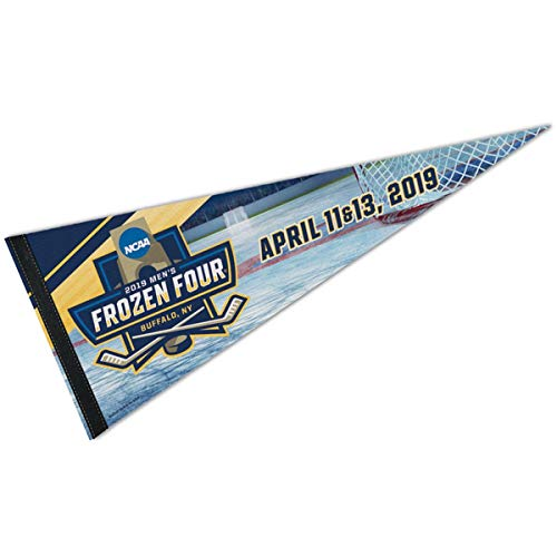 Wincraft 2019 Mens Frozen Four Pennant and Banner