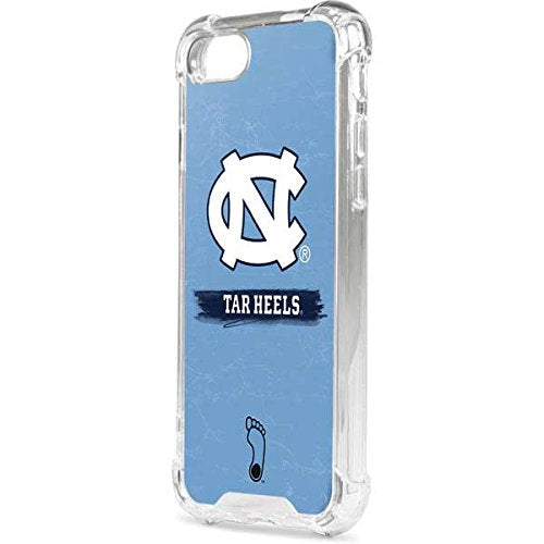 University of North Carolina iPhone 8 Clear Case | Skinit Clear Case - Transparent Edge iPhone 8 Cover