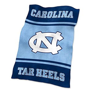 NCAA North Carolina Tar Heels Ultrasoft Blanket