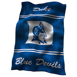 NCAA Duke Ultrasoft Blanket