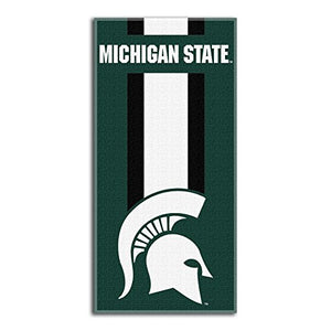 Northwest NCAA Michigan State Spartans  Beach Towel,  30 x 60-inch