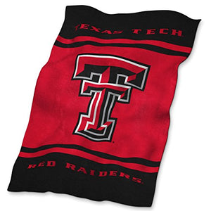 NCAA Texas Tech Ultrasoft Blanket