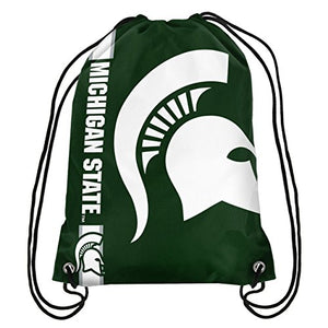 Michigan State Big Logo Drawstring Backpack