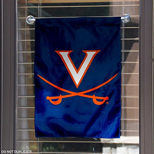 College Flags and Banners Co. Virginia Cavaliers Garden Flag
