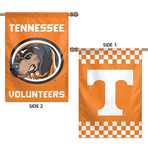 "Wincraft NCAA University of Tennessee 36958013 2 Sided Vertical Flag, 28"" x 40"""