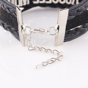 Little MingLou Infinity love mom Bracelet