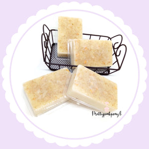 Oatmeal, Ginger and Pure Honey Facial soap (65g)