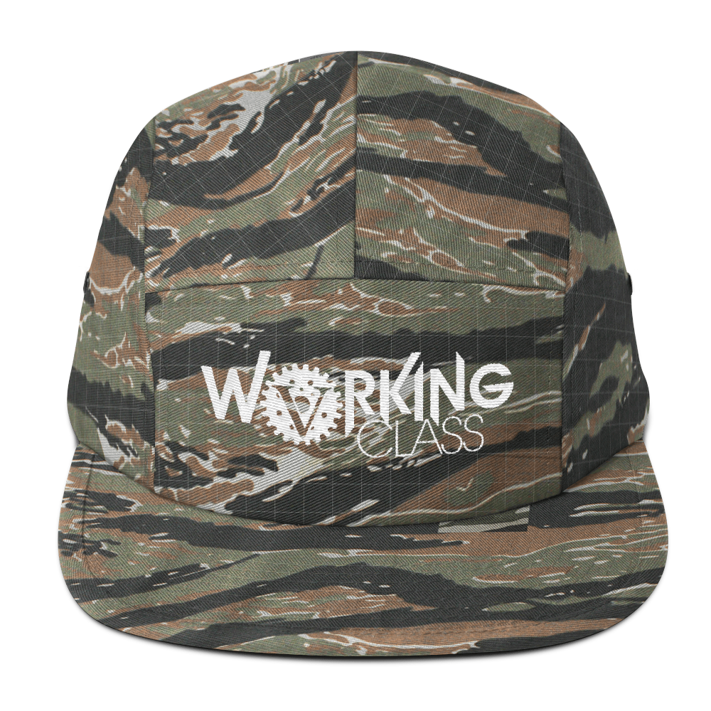 Working Class Five Panel Cap - Big V of Nappy Roots