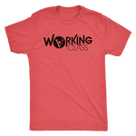 Working Class Men's Triblend (Black Logo) - Big V of Nappy Roots