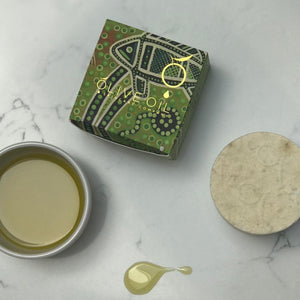 Aboriginal Series from Olive Oil Skin Care Company