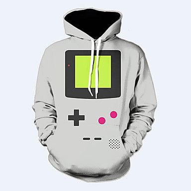 Classic Game Boy Hoodie