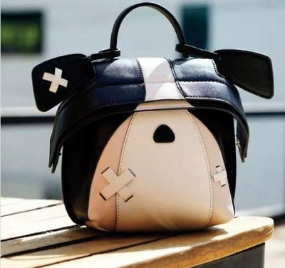 Adorable Stylish Puppy-design Handbag