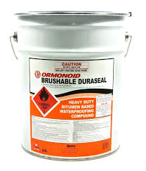 Bitumen Brushable 20Ltr