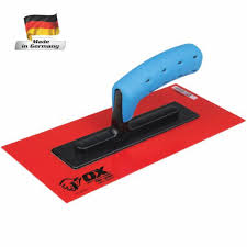 OX Pro Red PVC Texture Finishing Trowel