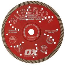 "OX Pro MPSS 14"" Superfast Diamond Blade"