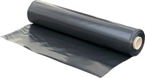 Black Polythene Roll 20mx2m