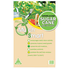 Sugar Cane Mulch Bagged