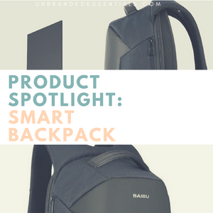 Product Spotlight: Smart Backpack
