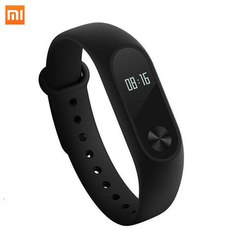 Xiaomi Mi Band 2 Smart Fitness Bracelet With Touch Screen - unbrandedbargains