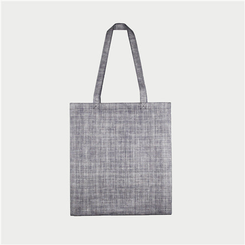 Silver Line Patterned Non Woven Bag