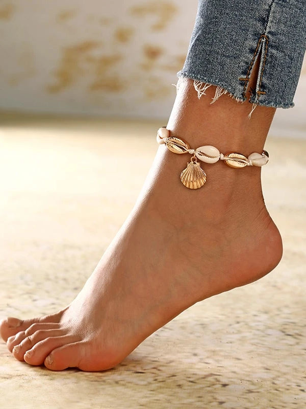 Call Of The Sea Anklet