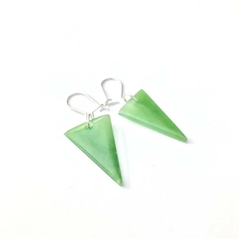 Pounamu Tapatoru Earrings