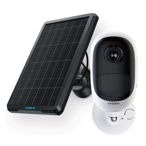 Instacam Reolink COMBO Deal - Argus 2 With Solar Panel
