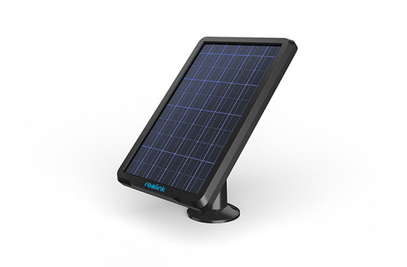Instacam Reolink Solar Panel - Provides Non Stop Power To All Reolink Battery Cameras