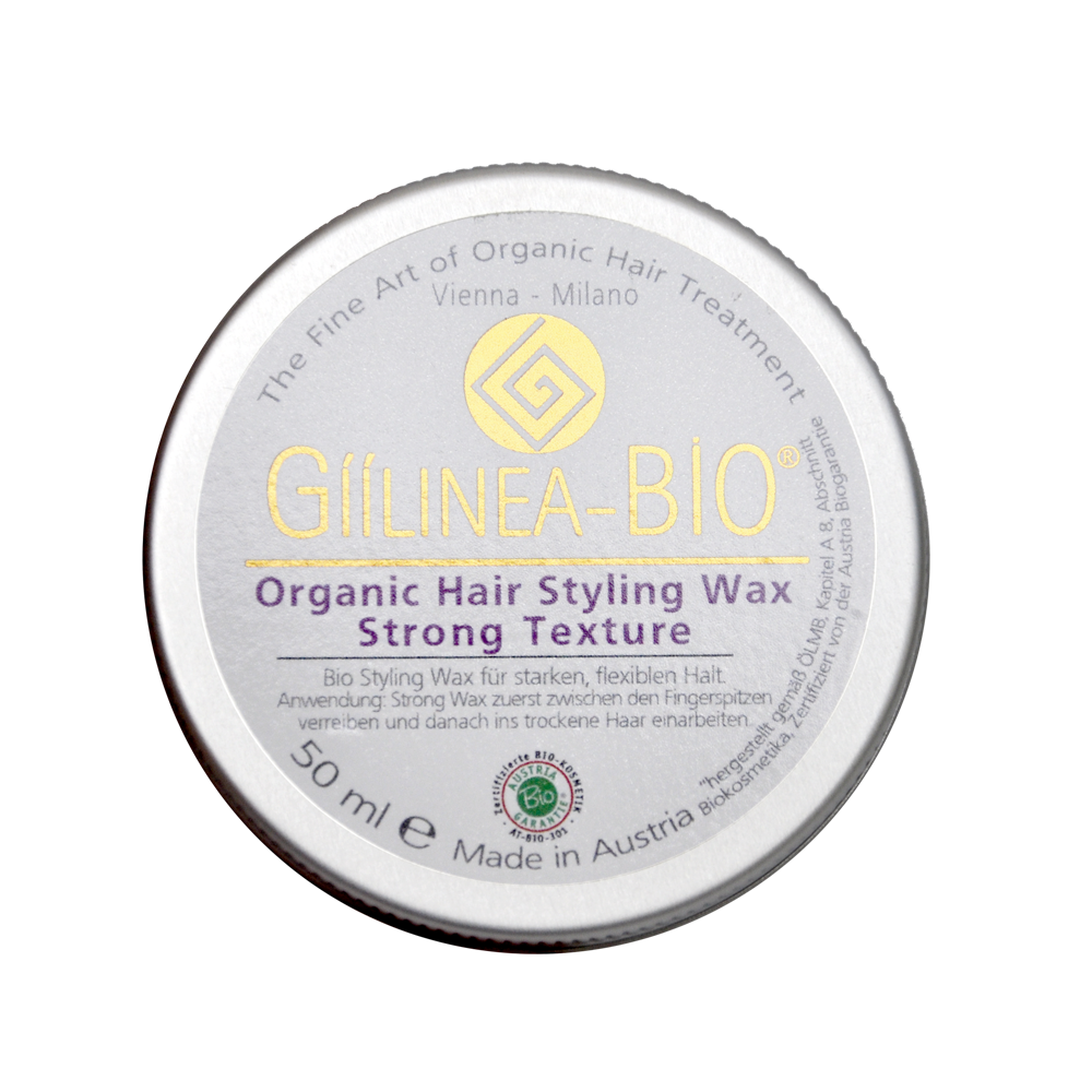 Haar Styling Wax Strong Texture