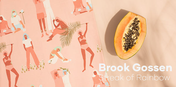 Meet Brook Gossen: Streak of Rainbow