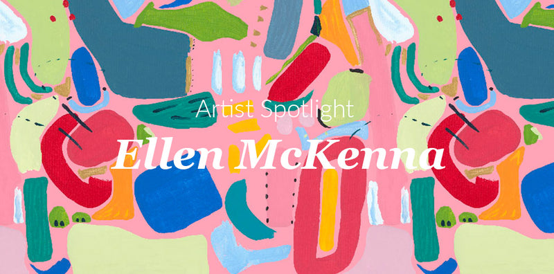 Meet Ellen McKenna: Art Becomes Fashion