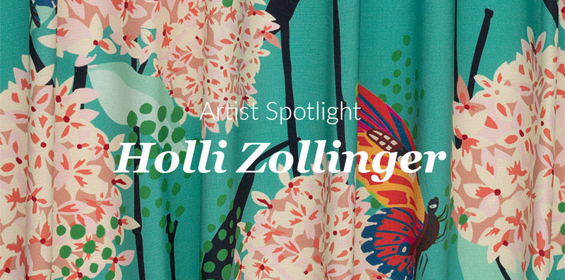 Meet Holli Zollinger: Bohemian Beauty