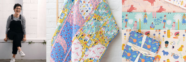 Meet Xanthe Grundy: Patchwork Perfection