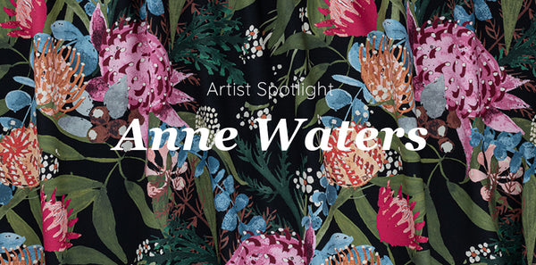 Meet Anne Waters: Design For The Soul