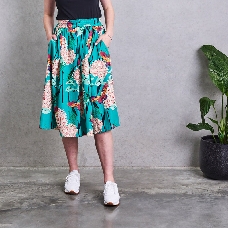 Flo Pleat Skirt Sewing Pattern