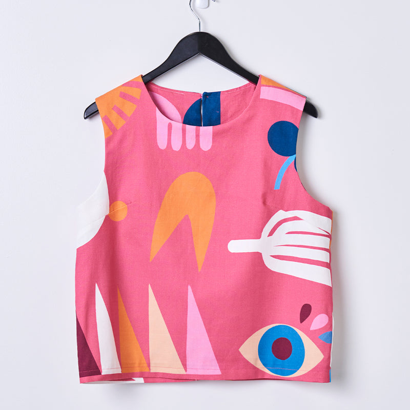 Shell Top Sewing Pattern