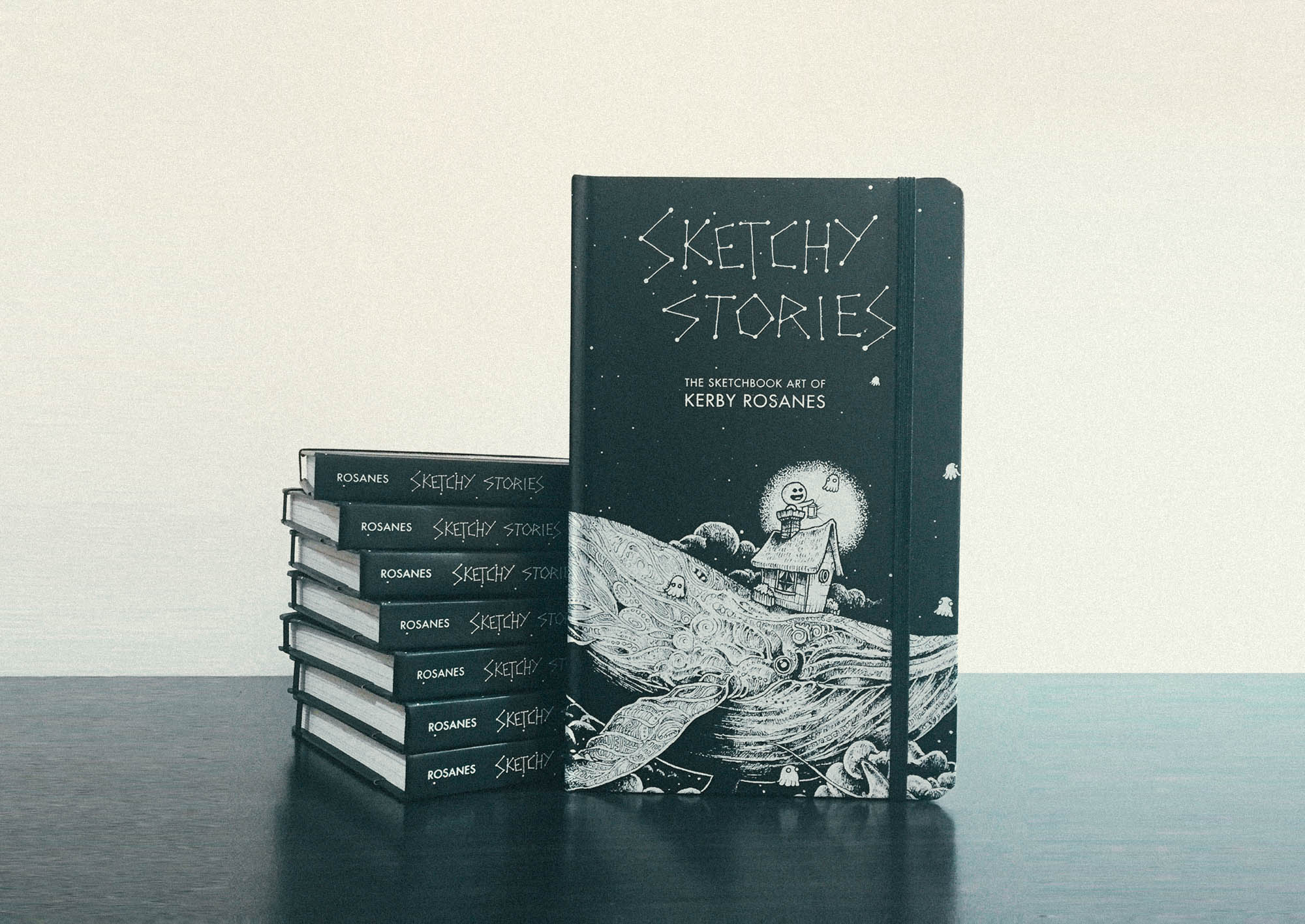 Sketchy Stories (Signed)