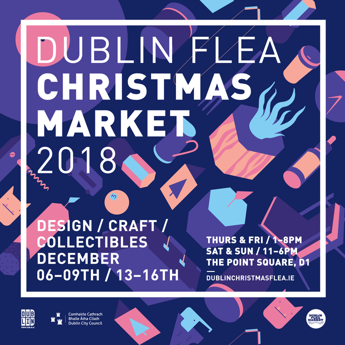 Visit [re.form] at the Dublin Flea Christmas Market!