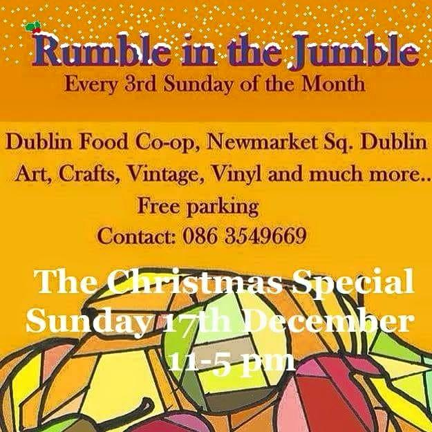 Rumble in the Jumble