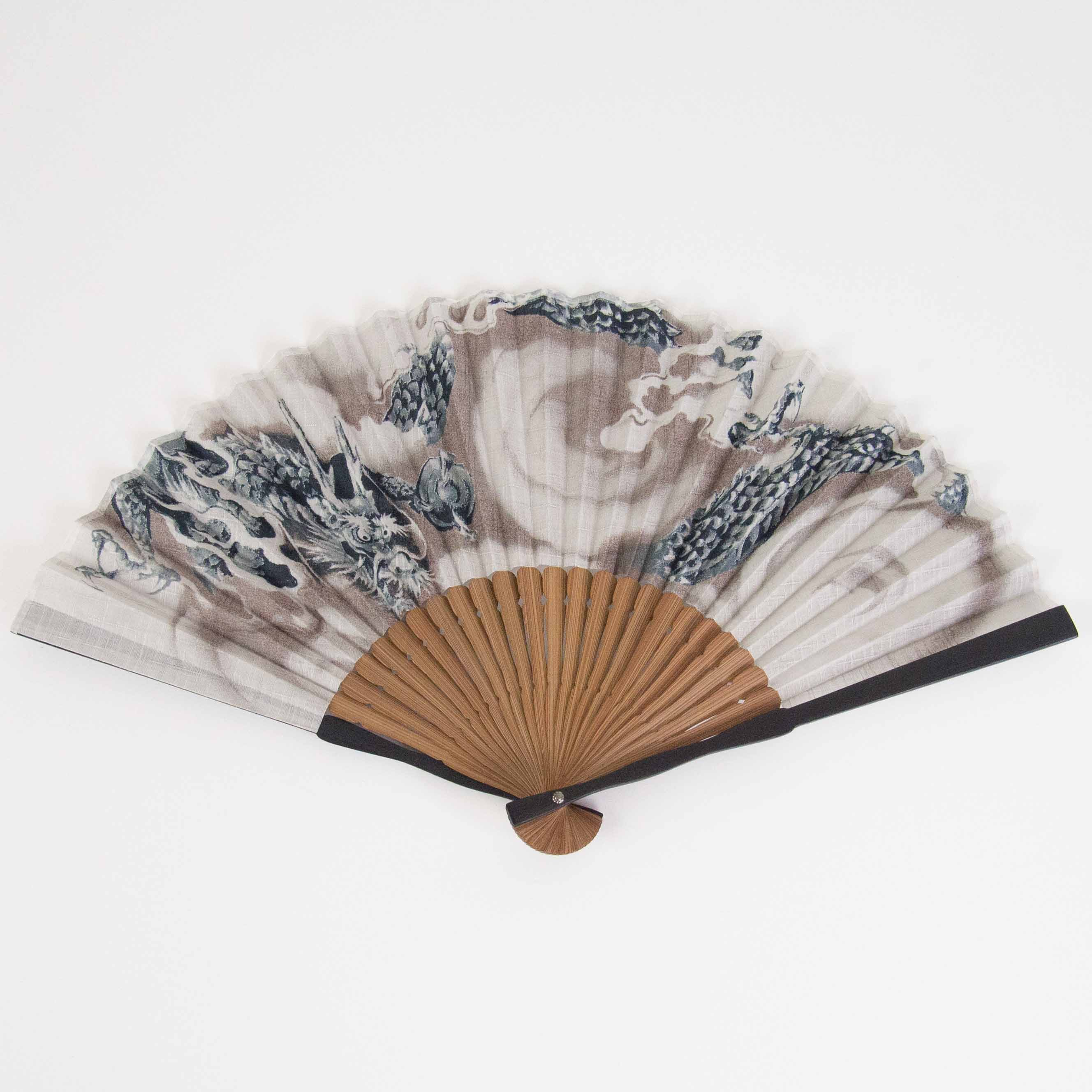 Dragon Folding Fan