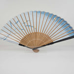 Load image into Gallery viewer, Fireflies Silk Folding Fan