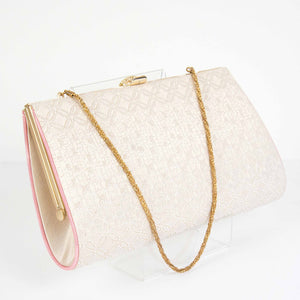 Gold Shippo Evening Bag